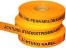 Warnband Starkstromkabel