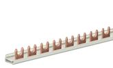 1-polige Schiene