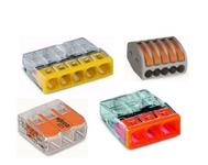 Steckklemmen - Wago Klemmen für die Elektroinstallation