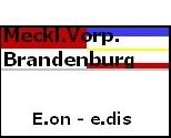 Zähleranschlußsäulen Mecklenburg-Vorpommern und Brandenburg