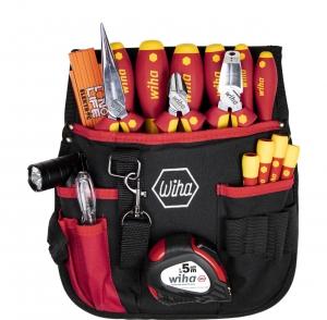 Wiha Werkzeug Set Elektriker 18-tlg. 44574