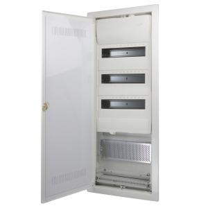 Hager Hybridverteiler Hohlwandverteiler VH603NWH 36PLE