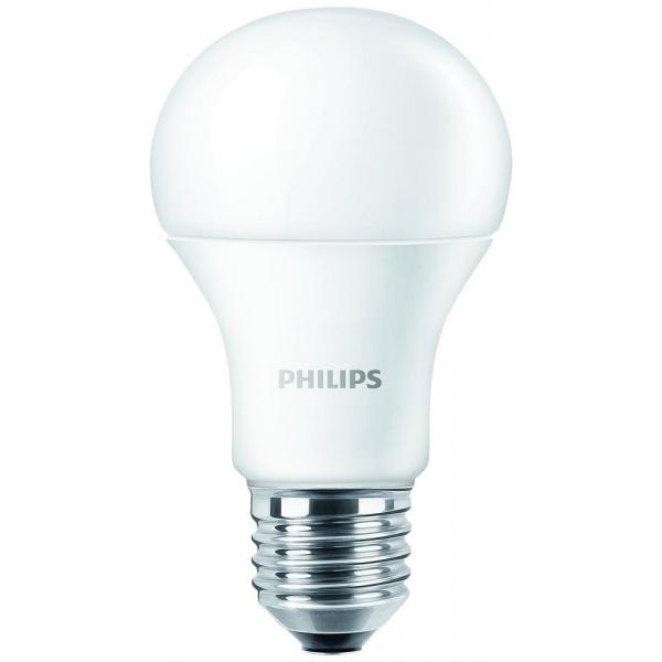 Philips 57755400 CorePro LEDbulb ND 8-60W A60 E27 827