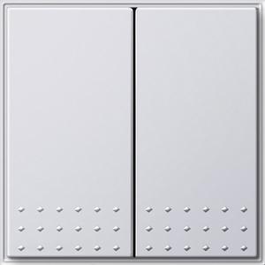 Gira Tastschalter Serien 012566 TX_44 reinweiss (012566)