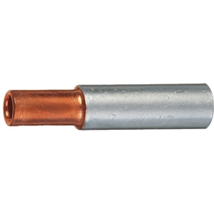 Klauke AL-CU-Pressverbinder 328R25 4 Stück