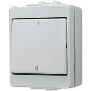 Jung AP-Schalter 603W 3polig
