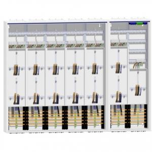 Zählerschrank 13 Zähler/Verteiler 1400 mm