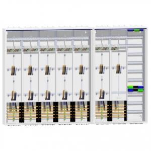 Zählerschrank 13 Zähler/TSG + Verteiler 1400 mm