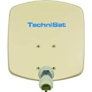 Technisat DigiDish 33 Aussenanlagen m. AZ/EL u. Twin LNB