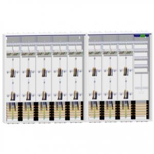 Zählerschrank 16 Zähler + Verteiler 1400 mm