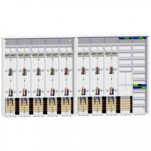 Zählerschrank 16 Zähler + TSG/Verteiler + Verteiler 1400 mm