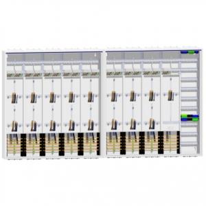 Zählerschrank 17 Zähler/TSG + Verteiler 1400 mm