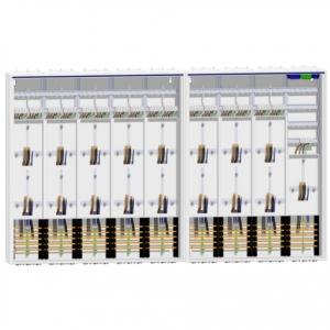 Zählerschrank 17 Zähler/Verteiler 1400 mm