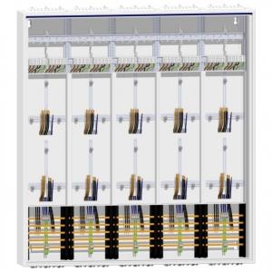 Zählerschrank 10 Zähler 1400 mm