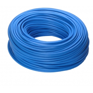 PVC-Aderleitung H07V-K 1x25 100m blau