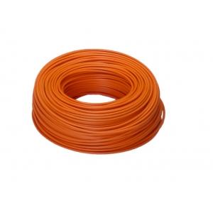 H05V-K 1x0,5 RG100m orange PVC-Aderleitung