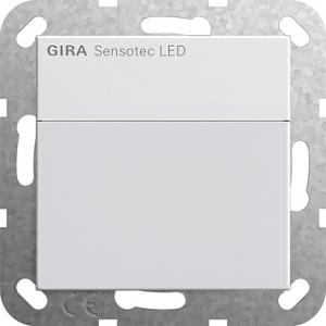 Gira Sensotec LED System 55 reinweiss 236803