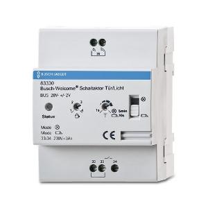 Schaltaktor 83330 Tür/Licht 1fach REG
