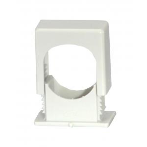 Druck-ISO-Schelle 3051 14-24mm lichtgrau 50 Stück
