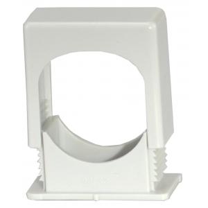 Druck-ISO-Schelle 3052 24-34mm lichtgrau VPE 25