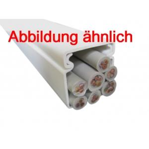 Obo Wand- und Deckenkanal 40040 40x40 reinweiss 2m Stück