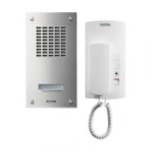 Elcom. Audio Gegensprechanlage ASZ-1EM für 1 Teilnehmer 1+n