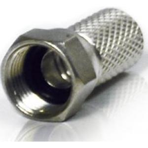 Chess F-Stecker 8mm mit Dichtring #3