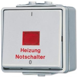 Jung AP-Schalter 602HW 2polig