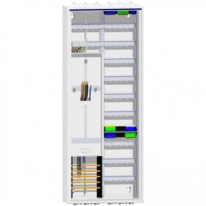 Zählerschrank 1 Zähler TSG Verteiler 1400 mm
