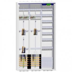 Hager Zählerschrank 3 Zähler TSG Verteiler mit APZ 1400 mm ZB53S