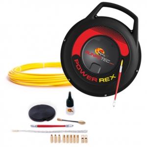Runpotec Kabeleinzug-Set Power REX 50m 3mm