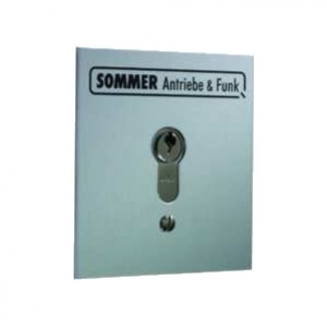 Sommer UP-Schlüsselschalter 5121V000 IP54