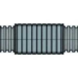 UNI Rohrsysteme Muffe für Kunststoff-Stangenrohr DN25