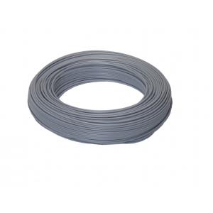 H05V-K 1x1 RG100m grau PVC-Aderleitung