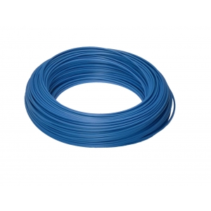 H05V-K 1x1 RG100m RAL5015 hellblau PVC-Aderleitung