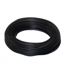 H05V-K 1x1 RG100m schwarz PVC-Aderleitung