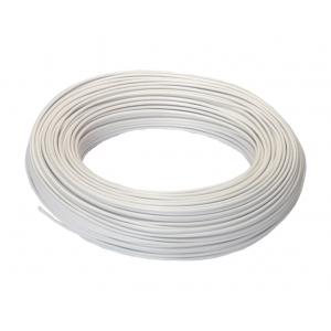 H05V-K 1x1 RG100m weiss PVC-Aderleitung