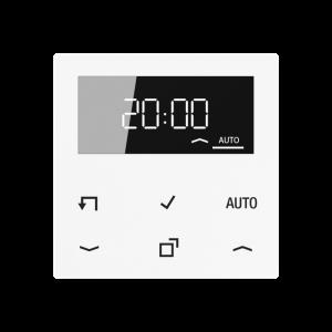Jung A1750DWW Timer Standard mit Display