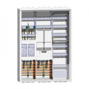 ABN 2 Zähler Komplett-Schrank S37 1 Tarifsteuergerätefeld Verteiler für zb. Photovoltaik