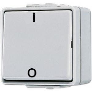 Jung AP-Schalter 602W 2polig