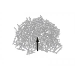 Don Quichotte 950884 Einschlagbolzen 7,90 mm Kragen, 14mm 200 Stück