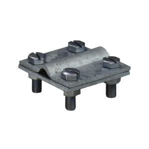 Kreuzverbinder Flach/Rund 1 Stück