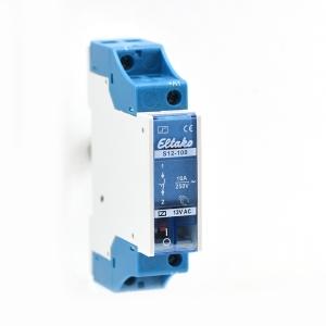 Eltako Elektromechanischer Stromstoßschalter S12-100-12V