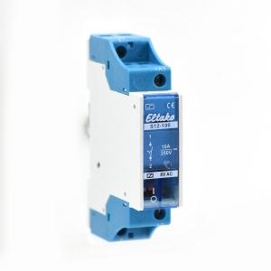 Eltako Elektromechanischer Stromstoßschalter S12-100-8V