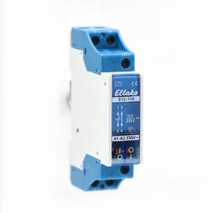 Eltako Elektromechanischer Stromstoßschalter S12-110-230V