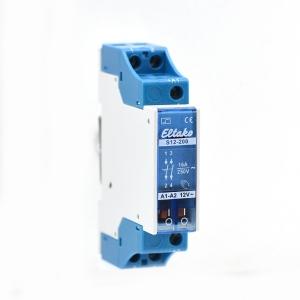 Eltako Elektromechanischer Stromstoßschalter S12-200-12V