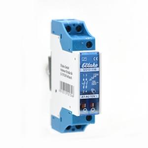 Eltako Elektromechanischer Stromstoßschalter SS12-110-12V