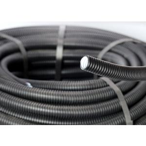 UNI Rohrsysteme Leerrohr/ Wellrohr/ Isolierrohr flexibel schwarz 100m DN16