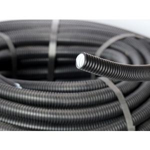 UNI Rohrsysteme Leerrohr/ Wellrohr/ Isolierrohr flexibel schwarz 100m DN20