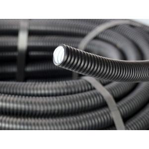 UNI Rohrsysteme Leerrohr/ Wellrohr/ Isolierrohr flexibel schwarz 25m DN50